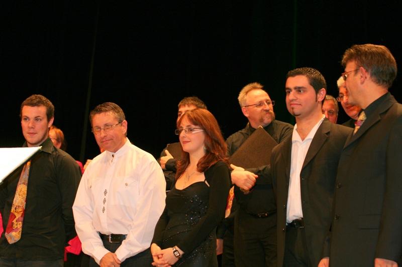 Outre ses participations des concerts caritatifs, la chorale de Violaines se produit galement dans des rencontres de chorales comme les choralies.